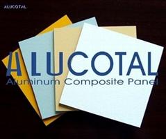 PE aluminum composite panel