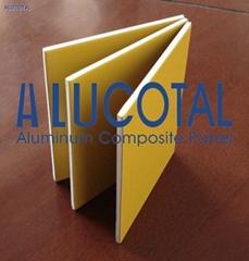 Fire-Proof aluminum composite panel
