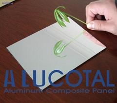 Mirror aluminum composite panel