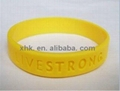 silicone power balance  wristbands