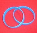 sports silicone wristbands