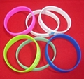 energy silicone wristbands