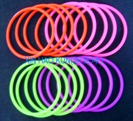 silicone power balance wristbands 1