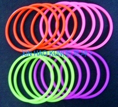silicone power balance wristbands