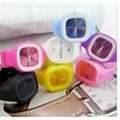 Silicone water resistance watch