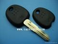 Hyundai key shell 2