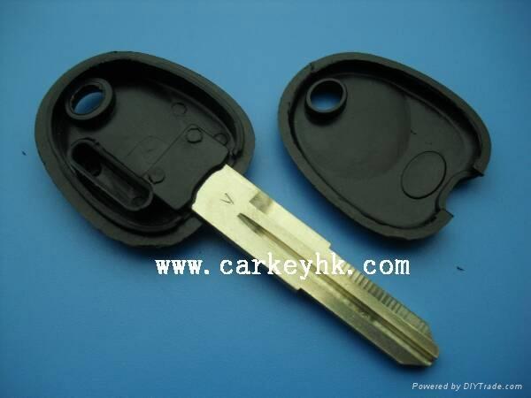Hyundai key shell 3
