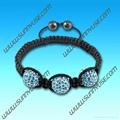 2012 Fashion Shamballa bracelets (Shambala bracelets)