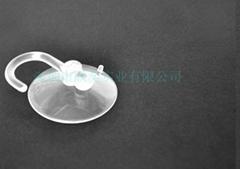 直徑為40mm的帶的塑膠鉤吸盤