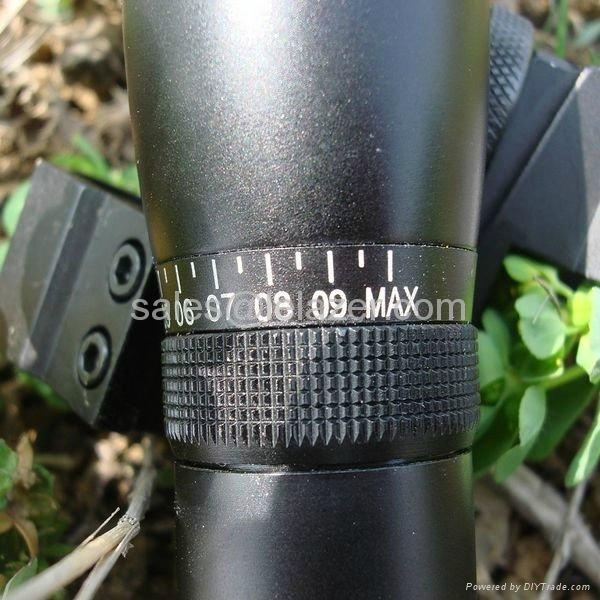 New Long Distance Green Dot Tactical Flashlight Laser Designator 2