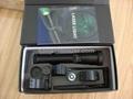 New Long Distance Green Dot Tactical Flashlight Laser Designator 4
