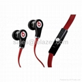 Monster Beats by Dr Dre Tour without talk control In ear Earphones(Best Quality)