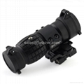 Tactical 3x Magnifier Scope Fits Aimpoint Eotech sight
