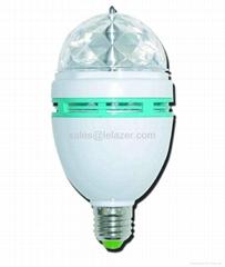 Newest !!! Mini Magic Light with 3x1W LED