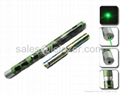 Mid-Open Green Laser Pointer pen type