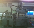 auto sealing vertical injection machine