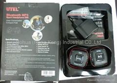 BLUETOOTH MP3 SPORT HEADPHONE E98  8 IN 1