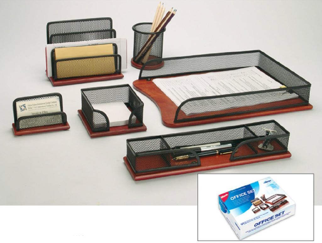 Desk Mesh Set 3