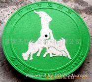 composite manhole cover EN124