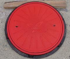 round manhole cover EN124
