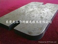 大功率激光切割机切割中厚碳钢