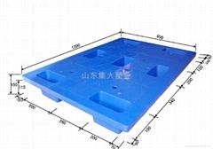 山東集大塑業塑料托盤