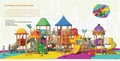 Outdoor playground Equipment from