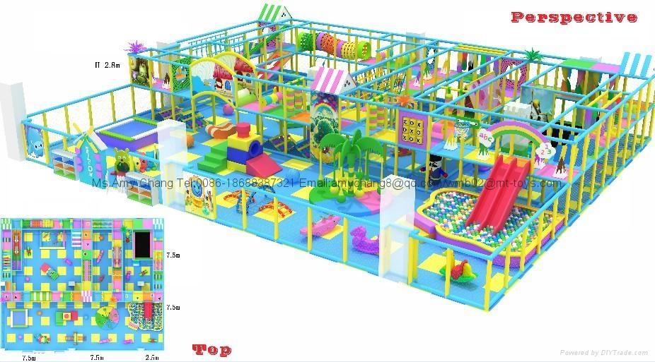 室內遊樂場淘氣堡 3