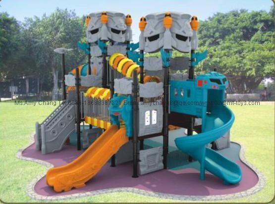 廣州市幼儿園滑梯樂園 5