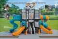 广州市幼儿园滑梯乐园