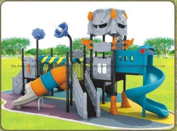廣州市幼儿園滑梯樂園 2