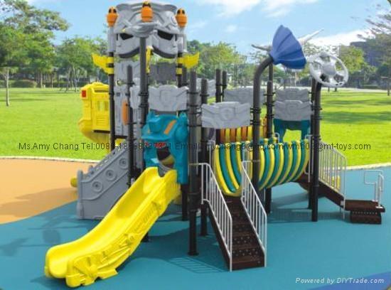 廣州市幼儿園滑梯樂園 3