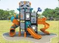 廣州市幼儿園滑梯樂園 4