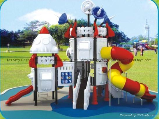 幼儿園樂園滑梯設備 1