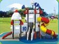 幼儿园乐园滑梯设备