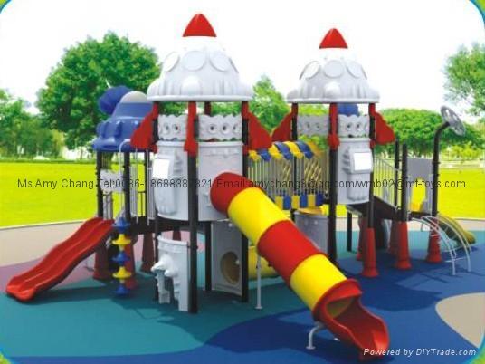 幼儿園樂園滑梯設備 3