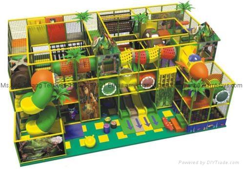 室內遊樂場淘氣堡 5