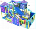 soft playground equipment from Guangzhou Cowboy Toys 3