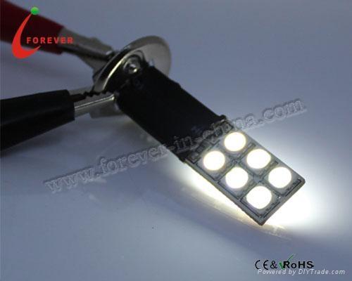 H1 LED霧燈 近光燈 3