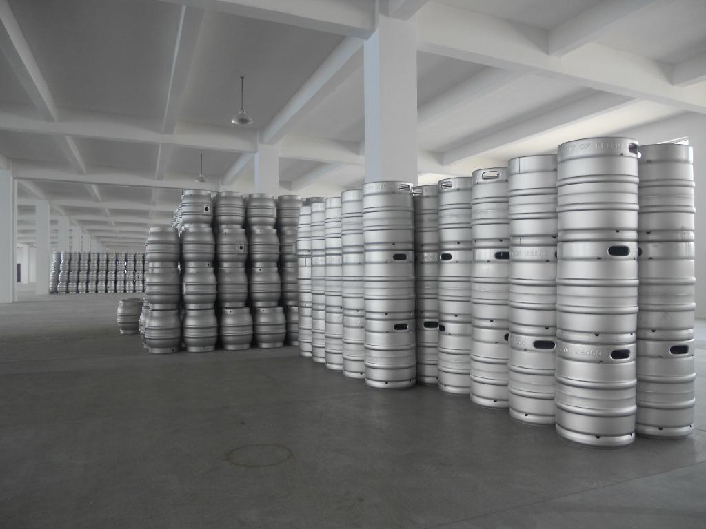 Beer Kegs 1
