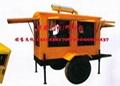 廣州拖車型發電機組  1