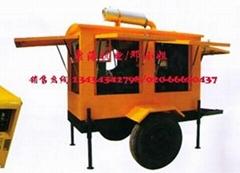 广州拖车型发电机组