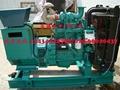 供應     的柴油發電機組