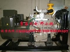 廣州濰柴柴油發電機組