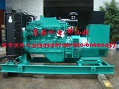 廣州發電機組100kw康明斯發電機組