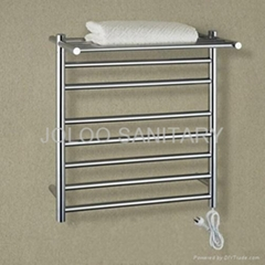 Stainless steel ISO certification electric heating towel rack