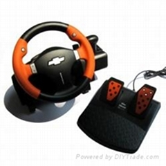 4 in 1 Steering Wheel