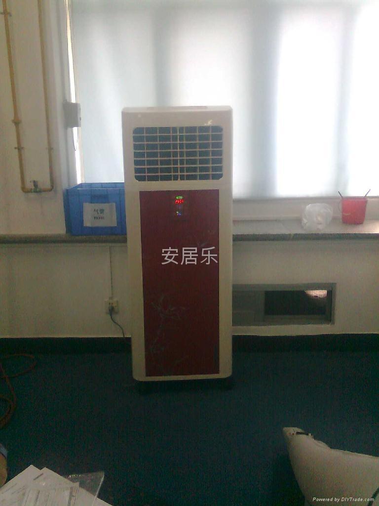 揮發性有機氣體空氣淨化機 1