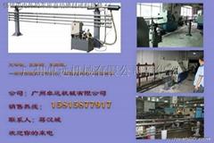 深圳五金加工廠配套的數控車床送料機