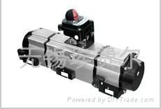 ITS-102内置电磁阀回讯器三位气缸应用